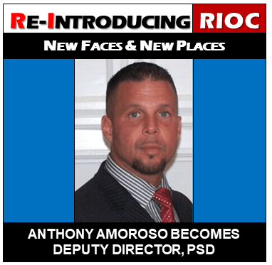 Anthony Amoroso Becomes New Deputy Director of PSD
