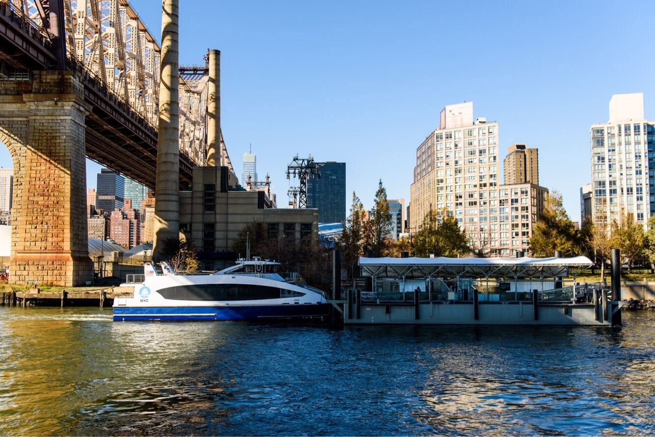 Ferry | Roosevelt Island Operating Corporation of the State